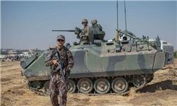 تداوم عملیات «شاخه زیتون» علیه عفرین سوریه از 6 محور