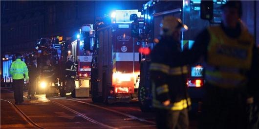 11 کشته و زخمی در پی حریق هتلی در شهر پراگ
