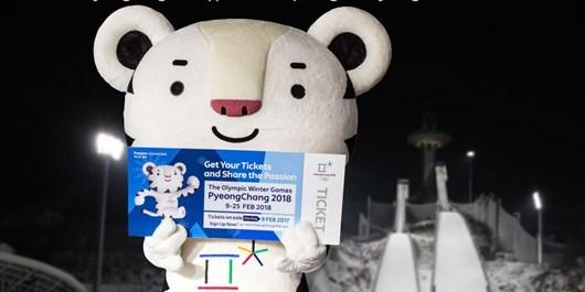 فروش حدود 70 درصدی بلیت بازیهای زمستانی 2018