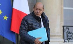 وزیر خارجه فرانسه: قبلا درباره موشکها مذاکره کردیم، این بار برای بحث درباره حزبالله به تهران میروم