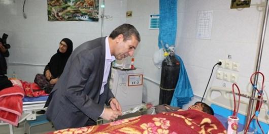فاز دوم بیمارستان امام حسین(ع) اهرم راهاندازی میشود
