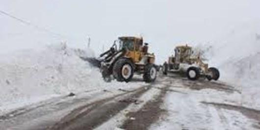 مسیر 100 روستای مسدود ارومیه بازگشایی شد