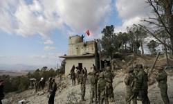 کشته شدن 20 نظامی ترکیه در عفرین سوریه