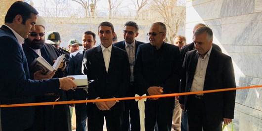 افتتاح اورژانس بیمارستان والفجر تفرش