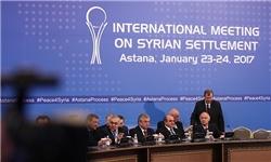 دور جدید مذاکرات صلح سوریه به میزبانی «آستانه»