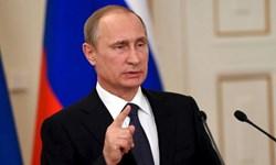 پوتین: برخی کشورها در راستای منافع تروریستها کار میکنند