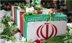 دیار 15 خرداد 2 شهید دفاع مقدس را در آغوش میگیرد