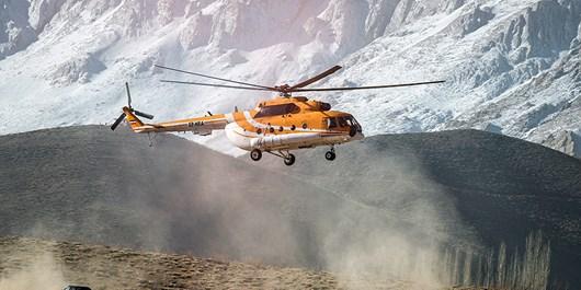 هیچ جسدی به پایین کوه دنا منتقل نشده است/ فعالیت امدادگران در دمای منفی 40 درجه