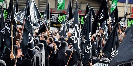 اجتماع عظیم عزاداران هیأت مذهبی فاطمیون در اسلامشهر