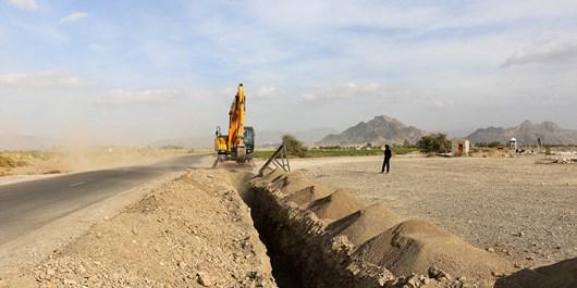 اجرای شبکه فاضلاب روستای «حسنآباد» در فاز مطالعاتی