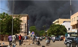 گروه وابسته به القاعده مسئولیت حملات به پایتخت بورکینافاسو را برعهده گرفت