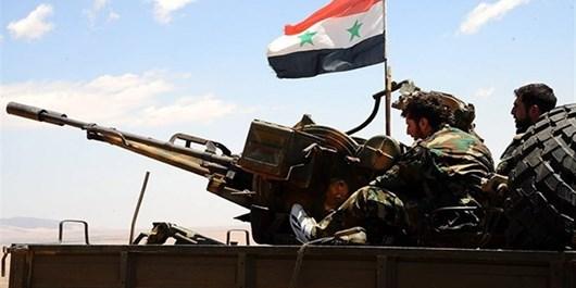 40 درصد شهرک «جسرین» آزاد شد؛ ارتش سوریه به «الریحان» رسید