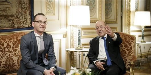 وزیر خارجه جدید آلمان: برای حفظ برجام تلاش میکنیم