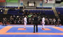 تصاویری از روز آخر لیگ جهانی کاراته وان در روتردام هلند