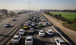 تردد نوروزی بیش از 3 میلیون خودرو در اصفهان