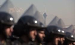 رزمایش اقتدار نوروزی پلیس تهران