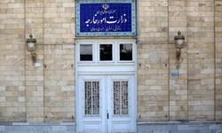 آمریکا حق ندارد برای سیاستهای ایران در منطقه تعیین تکلیف کند/حق اقدامات قانونی را برای خود محفوظ میداریم