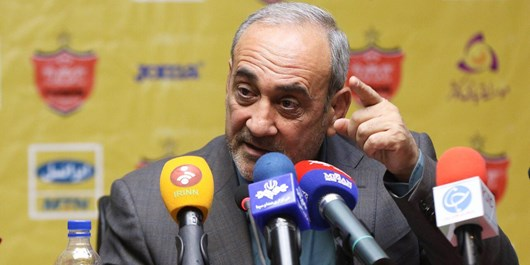 گرشاسبی: سیدجلال به الجزیره که گل زد حس کردم از تیم ملی خط میخورد/ به عنوان مدیر پرسپولیس صحبتهای زیادی درباره کیروش دارم