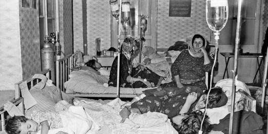 روزی که سردشت قربانی بمباران شیمیایی شد