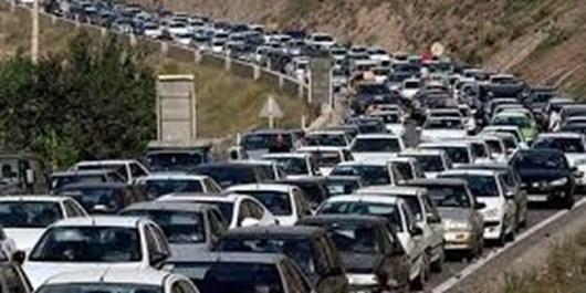 ترافیک فوقسنگین بهسمت شهرهای شمالی کشور