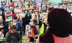 کوربین کشتار مردم غزه را غیرانسانی خواند و خواستار بررسی موضوع از سوی لندن شد/ تصاویر