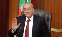 «نبیه بری» خواستار تشکیل فوری دولت جدید شد