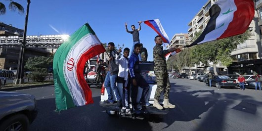حمله آمریکا، فرانسه و انگلیس، اثری بر تحولات میدانی سوریه ندارد