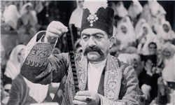نمایش ۱۲۰ عکس از ۱۲۰ سال سینمای ایران