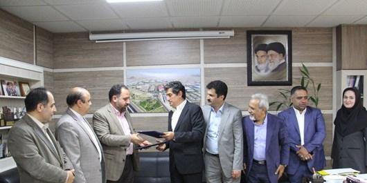 انعقاد تفاهمنامه شرکت شهرکهای صنعتی قزوین با اتحادیه صادرکنندگان