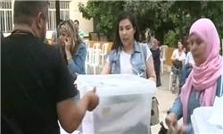 آغاز توزیع صندوقهای رأی در حوزههای انتخاباتی لبنان