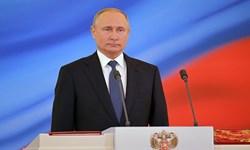 پوتین بار دیگر بعنوان رئیسجمهور سوگند یاد کرد+عکس/کابینه روسیه استعفا کرد