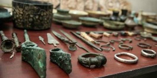 انهدام 44 باند قاچاق اشیای تاریخی در مازندران طی 8 ماه