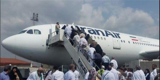 تعداد ایستگاههای پروازی حج 97 کاهش یافت