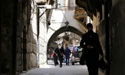سایه جنگ از دمشق دور شد