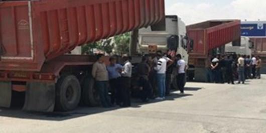 کامیونداران تبریزی: ما اغتشاشگر نیستیم/ مسؤولان: درخواست منطقی رانندگان رسیدگی فوری میشود