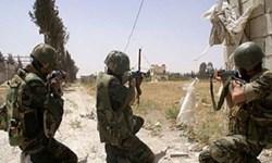 ارتش سوریه حمله به منطقه کاهش تنش جنوب را دفع کرد/ 70 «شورشی» کشته شدند