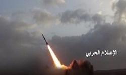 فرود موشک بالستیک یمن بر سر ائتلاف سعودی در ساحل غربی