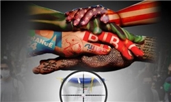نقطه هدف فشارهای سهگانه آمریکا