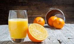 جذب بهتر آنتیاکسیدانها با آب پرتقال فریزری