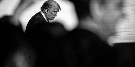 ترامپ در حال تحمیل ویژگیهای خود به آمریکاست: تنها، بیتعهد و خودخواه