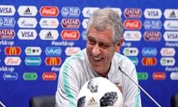 سانتوس: دیدار پرتغال و اسپانیا بازی کلاسیک است/هیرو دوست من است ولی الان رقیب ما شد