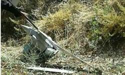 انهدام پهپاد جاسوسی ائتلاف سعودی در مرز یمن