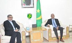 راههای توسعه همکاریهای ایران و موریتانی بررسی شد