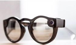 با این عینک ویدئو ضبط کنید و به اشتراک بگذارید