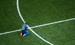 فیلم/ روز نهم جام جهانی 2018 ؛ از گریه نیمار تا خوشحالی جالب شقیری