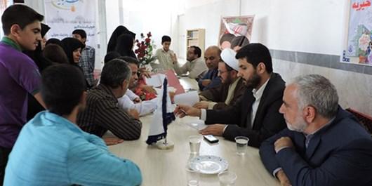 ملاقات عمومی مدیرکل اوقاف و امور خیریه استان یزد با مردم ابرکوه