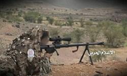کشته شدن ۸ شبه نظامی ائتلاف سعودی به دست تکتیراندازان یمن