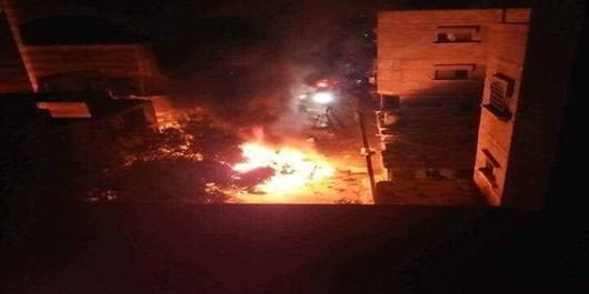 حمله پهپادی به اردوگاه آوارگان غزه/ آژیر خطر در شهرکهای صهیونیستی به صدا درآمد