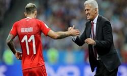 پتکوویچ:سوئیس به هدفی که داشت، رسید