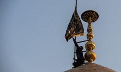 پابوسی سیدالکریم (ع) از سوی 400 خادم بقاع شهرری